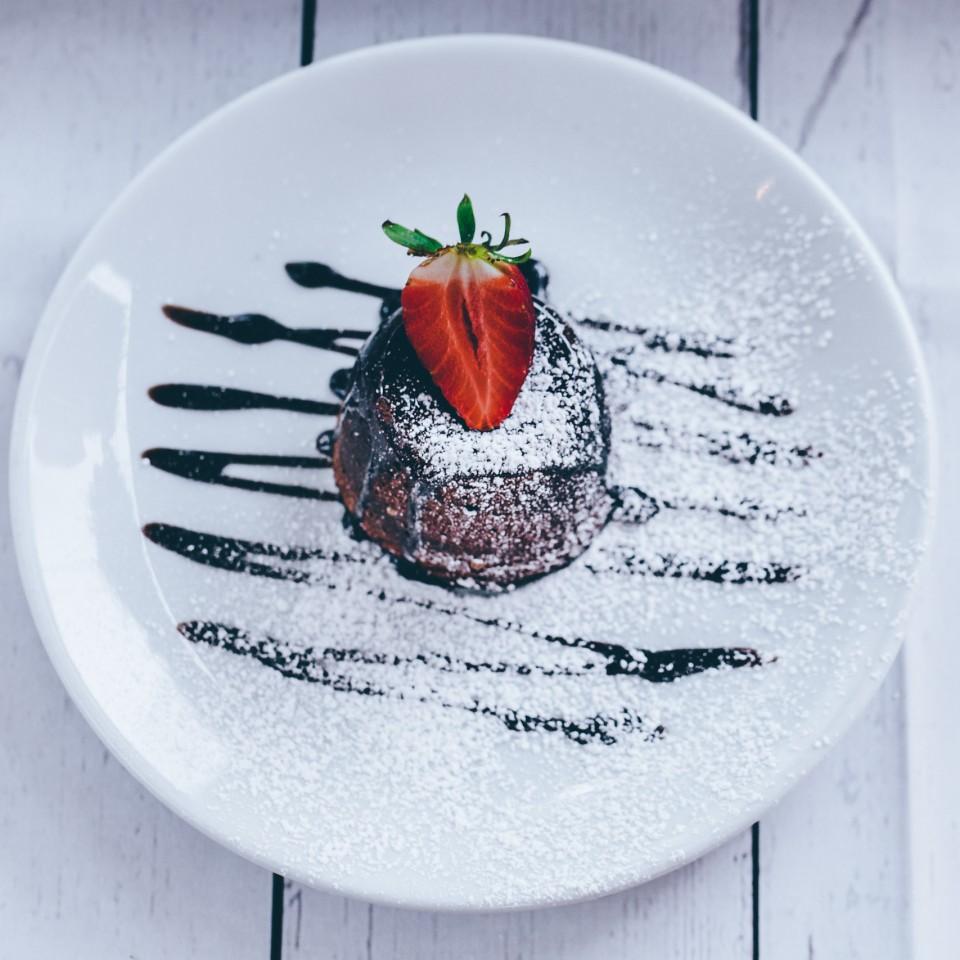 Rich Chocolate Soufflé